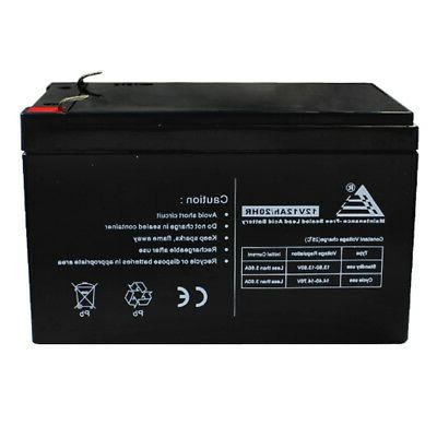 12V Battery for PRIDE LX Chair - 2