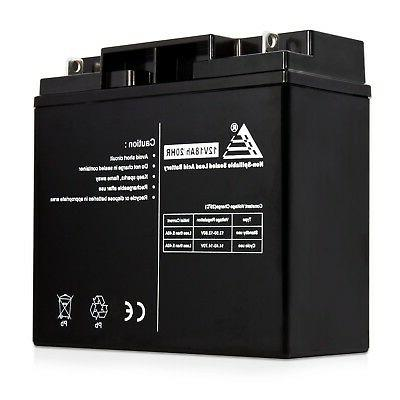 12V 18AH Battery 2 Pack SmartUps 1400 1500