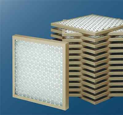 20X20x2 Glasfloss PTA Disposable Furnace Filters - 6 PACK -