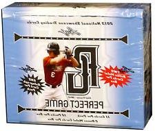 2013 Leaf Perfect Game Baseball Cards Hobby Box  - Possible