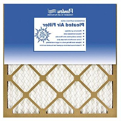 20X25X1Bas Pleat Filter, Pack of 12