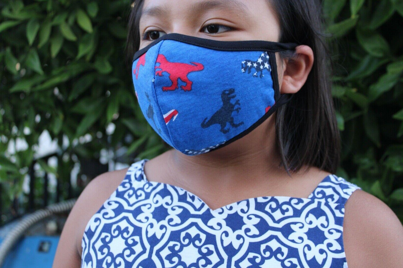 3 pack face mask years fabric