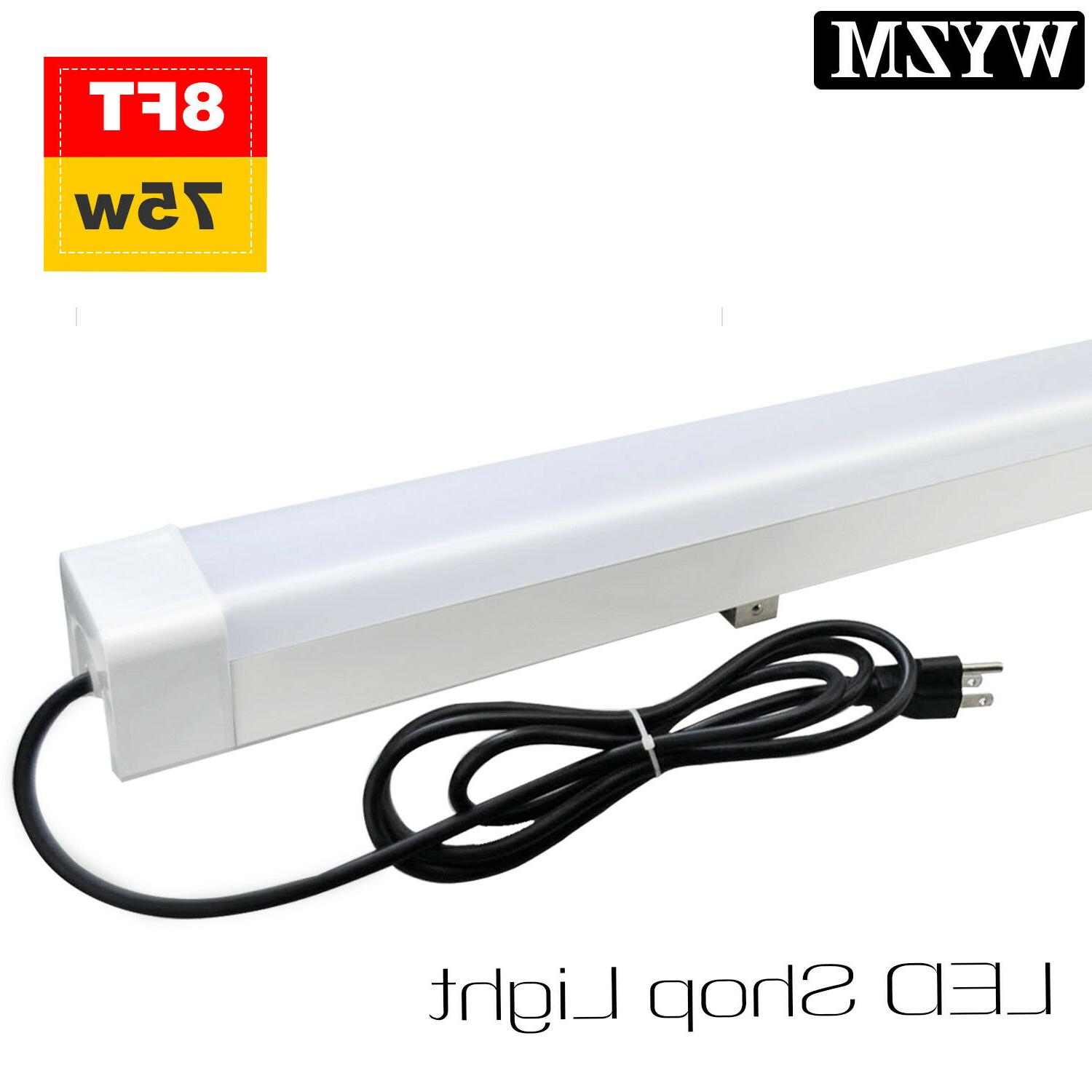40W 75W 8ft Linear Shop for F96T12 T12 LED Tube Light Replacement