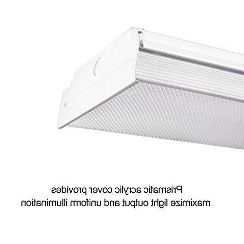 AntLux Garage Shop LED Wraparound Light 50W 4000K