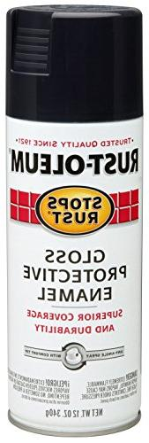 Rust-Oleum 7779830-6PK Stops Rust Spray Paint, 12-Ounce, Glo