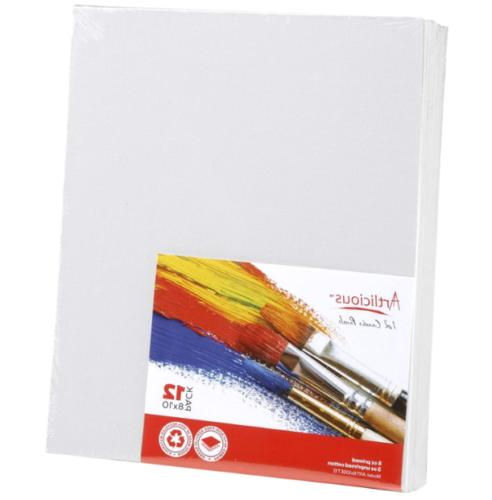 """8"""" Panels 12 Value PackArtist for Painting"""