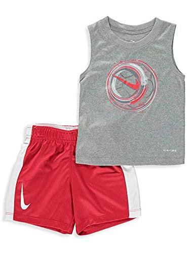 baby boys 2 piece short set outfit