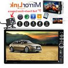 "Bluetooth Car Stereo Radio 2 DIN 7"" HD MP5 FM Player Touch S"