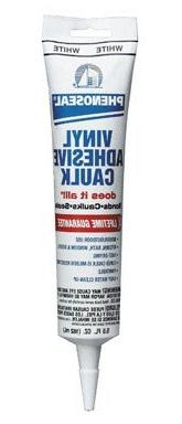Caulk Phenoseal Wht5.5oz