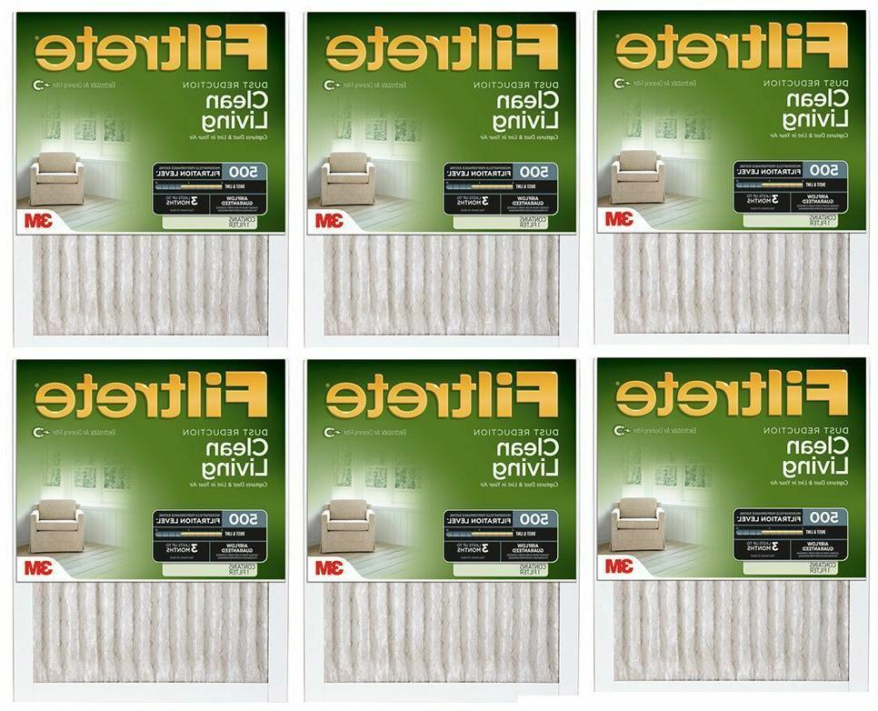 filtrete green dust reduction pleated air furnace