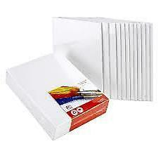 "HOT Artlicious Canvas Panels 12 Pack - 8""X10"" Super Value Pa"