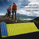 Inflatable Inflating Air Mattress Sleeping Pad Cushion Outdo
