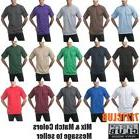 lot 12 pack heavyweight t shirts plain