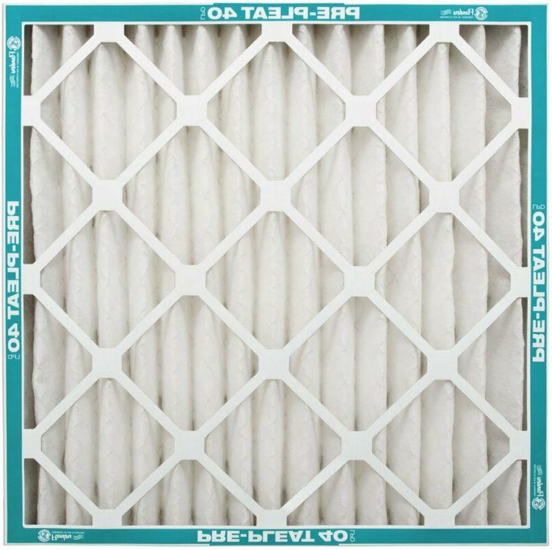 Naturalaire Pre-Pleat 40 Air Filter, Merv 8, 20 X 30 X 1-Inc