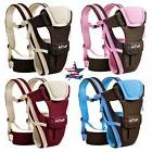 Newborn Baby Carrier Sling Wrap Backpack Front Back Chest Er