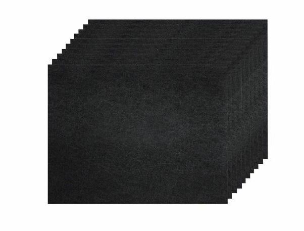 pack of 10 replacement carbon pre filters