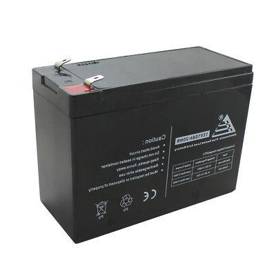 PACK 2 ACID BATTERY for EBIKE SCOOTERS