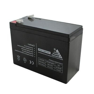 PACK 10AH LEAD ACID BATTERY for SCOOTERS