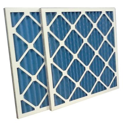 US Home Filter SC40-12X25X1-6 MERV 8 Pleated Air Filter Pack