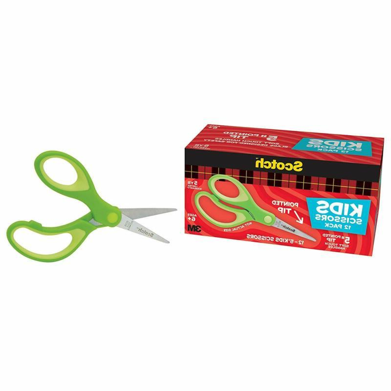 scotch 5 inch soft touch pointed kid