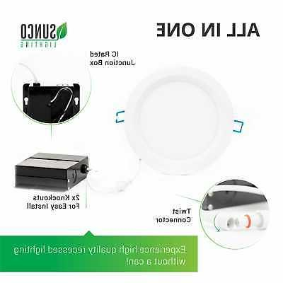 Inch LED with Junction 5000K