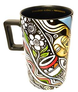laolu senbanjo limited edition ceramic coffee mug