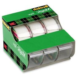 Scotch Magic Tape, 3/4 x 300 Inches,  - 6 Rolls