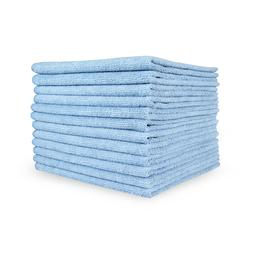 Home Cleaning Cloth 12 Pack - Microfiber - 12 x 12 Reusable