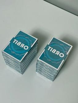 Orbit V5 Playing Cards Brick - 12 Pack - New And Factory Sea