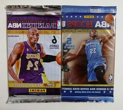 Panini Inter Edition Sealed Packs of 2012-13 NBA Hoops AND 2