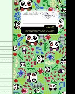 Primary Composition Book: Creative Writing / Handwriting Jou