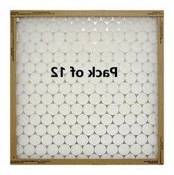 "Protect Plus 14"" x 14"" x 1"" Flat Panel Furnace Filters 12pk"