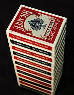 Bicycle Rider Back Standard Index Playing Cards