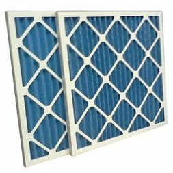 US Home Filter SC40-12X12X1 MERV 8 Pleated Air Filter 12 Pac