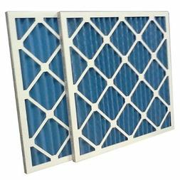 US Home Filter SC40-16X25X1 MERV 8 Pleated Air Filter , 16""