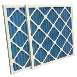 US Home Filter SC40-24X24X1 MERV 8 Pleated Air Filter 12 Pac