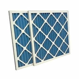 US Home Filter SC40-25X25X1 MERV 8 Pleated Air Filter , 25""