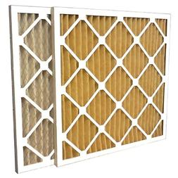 US Home Filter SC60-12X12X1-6 MERV 11 Pleated Air Filter Pac