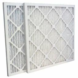US Home Filter SC80-12X20X1-6 MERV 13 Pleated Air Filter Pac