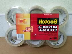 scotch moving and storage packing tape 6