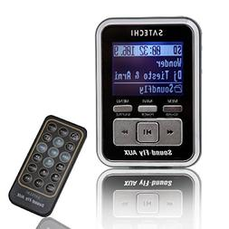 Soundfly AUX MP3 Player Car Fm Transmitter for SD Card, USB
