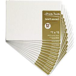 Stretched Canvas 12 Pack Lot Blank Frame Wall Art Paint Boar