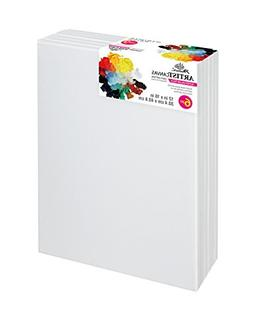 Phoenix Stretched Canvas Super Value Pack, 12x16 inches, 100