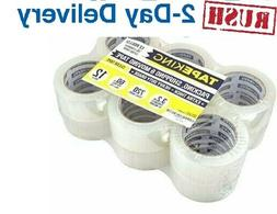 Tape King Super Thick 3.2mil Clear Packing Tape  - Heavy Dut