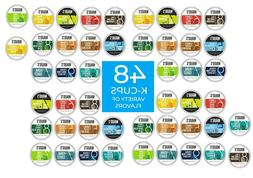Variety Pack for Keurig K-Cup 48 Count. Mauds Flavored K-Cup