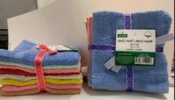 """WASHCLOTH / DISHCLOTHES 12""""x12"""" 6,8,12,18,24 PIECES PER PACK"""